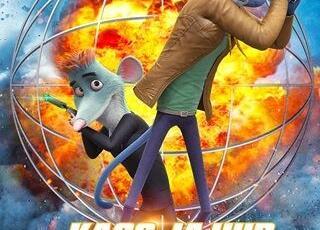"""Animafilm """"Kass ja hiir salamissioonil"""" - Jõgeva Kultuurikeskus"""