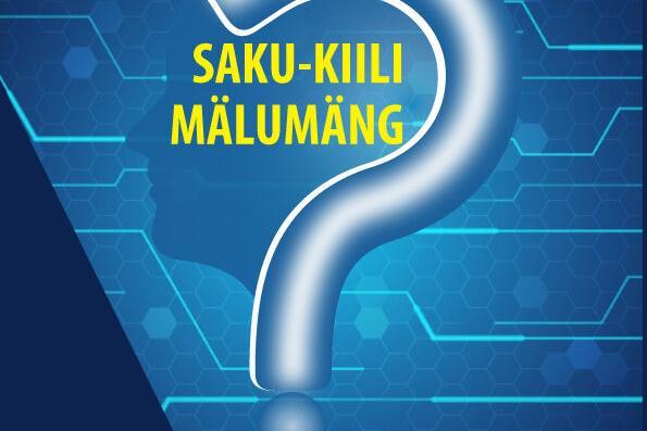 Saku - Kiili MÄLUMÄNG - JÄÄB ÄRA - SAKU SAAL