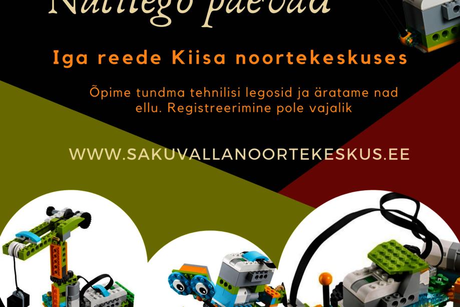 Nutlego päevad - Kiisa Noortekeskus