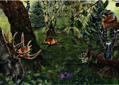 Metsanädal - Mõniste Talurahvamuuseum