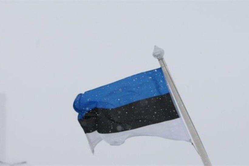 Lipu heiskamine  - Saku Gümnaasium