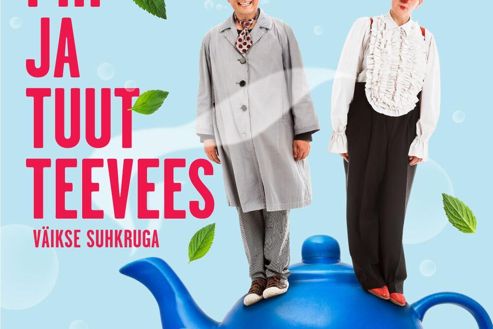 PIIP JA TUUT TEEVEES väikse suhkruga - Piip ja Tuut Teater