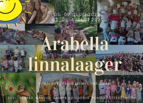 Arabella linnalaager  - Viimsi Huvikeskus