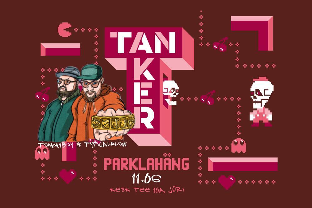"Parkla Häng vol.3""Tommyboy & Typicalflow"" live - Kesk tee 10a"