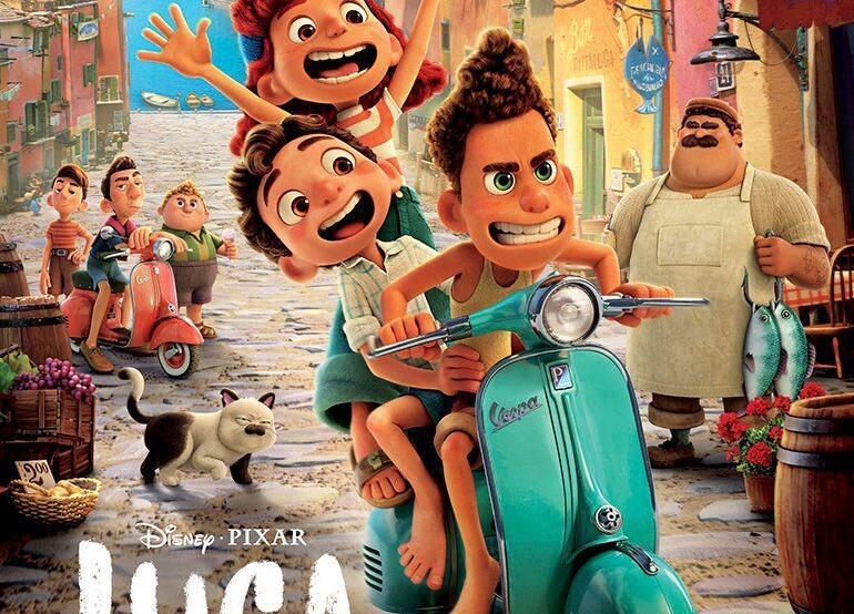 """Animafilm """"Luca"""" 3D ja 2D - Jõgeva Kultuurikeskus"""