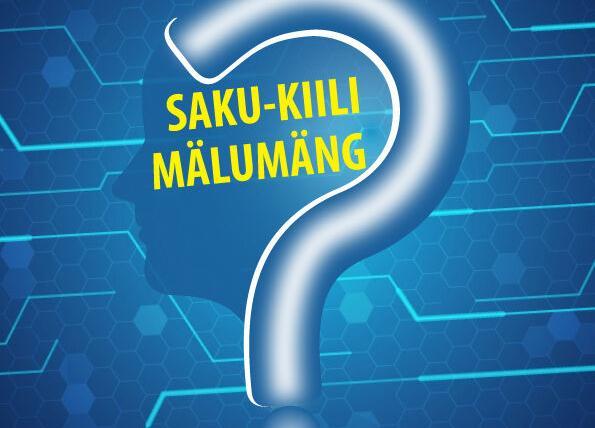 Saku-Kiili Mälumäng - Kiili Gümnaasium