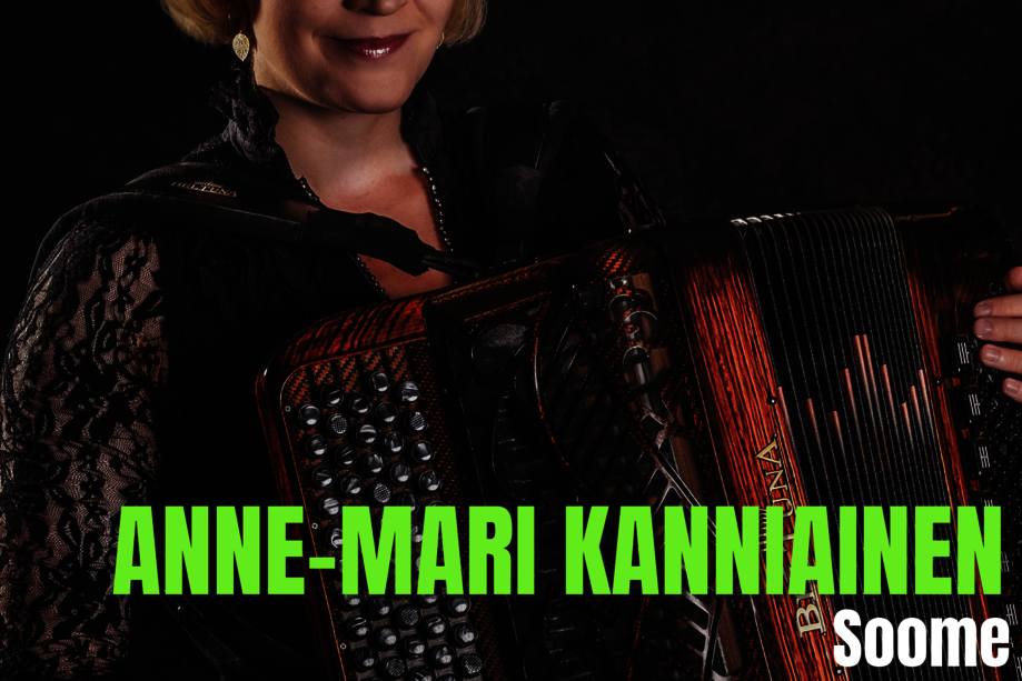 X Rahvusvahelise akordioni-, lõõtspilli- ja auupillifestivali kontsert - Anne-Mari Kanniainen - Kuremaa Loss