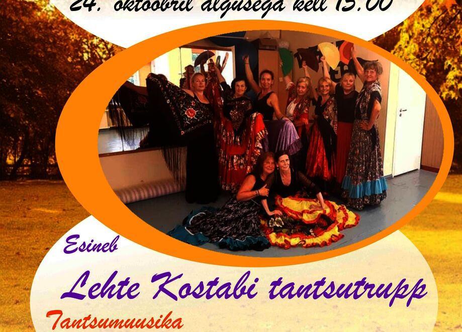 Klubi Ehavalgus õdus pärastlõuna Türi kultuurikeskuses - Türi Kultuurikeskus
